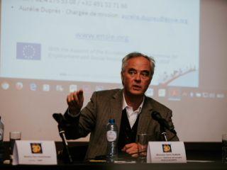 Mr Denis Stokkink - Président - think & do tank européen POUR LA SOLIDARITÉ