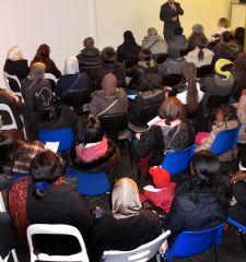 Jean Procureur présente l'atelier Aide à la Personne