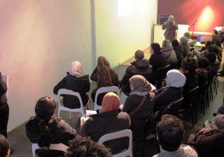 Assia Bel Rhali, coordinatrice de Cyber 53 va intervenir
