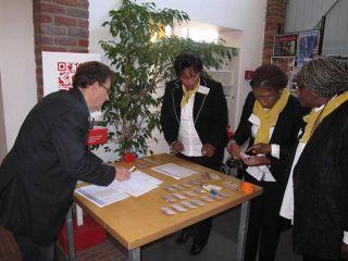 Mr Roland Vandenhove, Président du CPAS de Molenbeek
